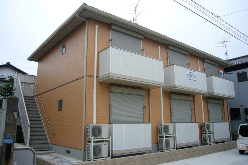 千葉県八千代市、八千代台駅徒歩15分の築9年 2階建の賃貸アパート