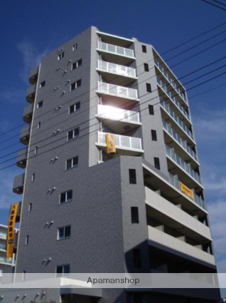 千葉県八千代市、勝田台駅徒歩18分の築8年 10階建の賃貸マンション