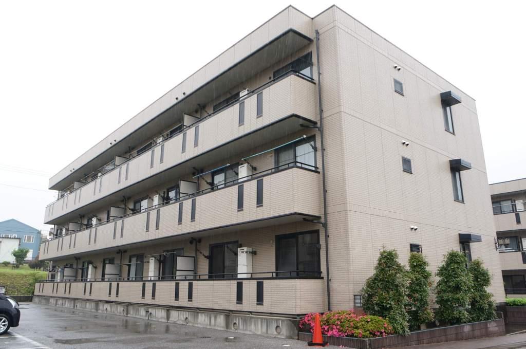 千葉県八千代市、八千代台駅徒歩14分の築16年 3階建の賃貸アパート