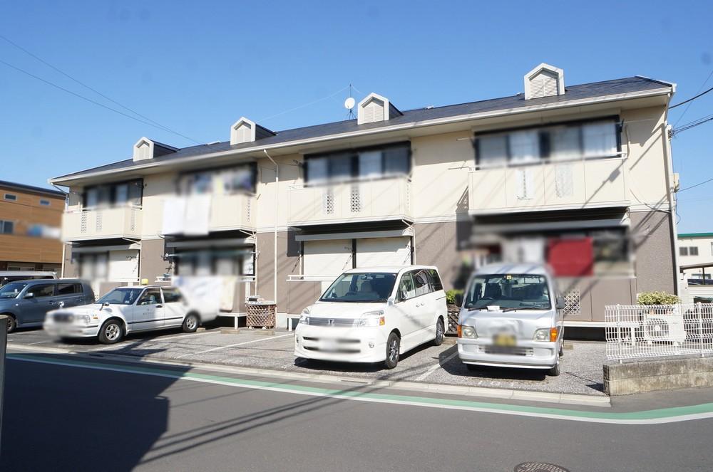 千葉県船橋市、高根木戸駅徒歩19分の築26年 2階建の賃貸アパート