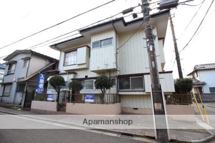 千葉県船橋市、船橋日大前駅徒歩5分の築36年 2階建の賃貸アパート