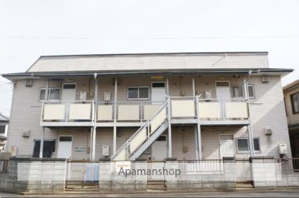 千葉県八千代市、京成大和田駅徒歩10分の築29年 2階建の賃貸アパート