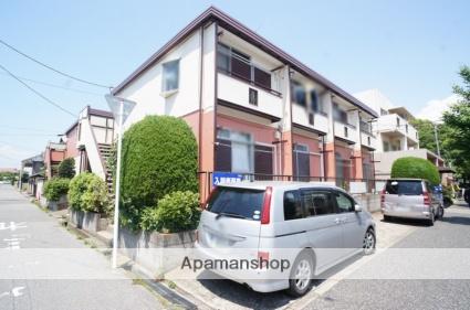 千葉県船橋市、習志野駅徒歩16分の築32年 2階建の賃貸アパート