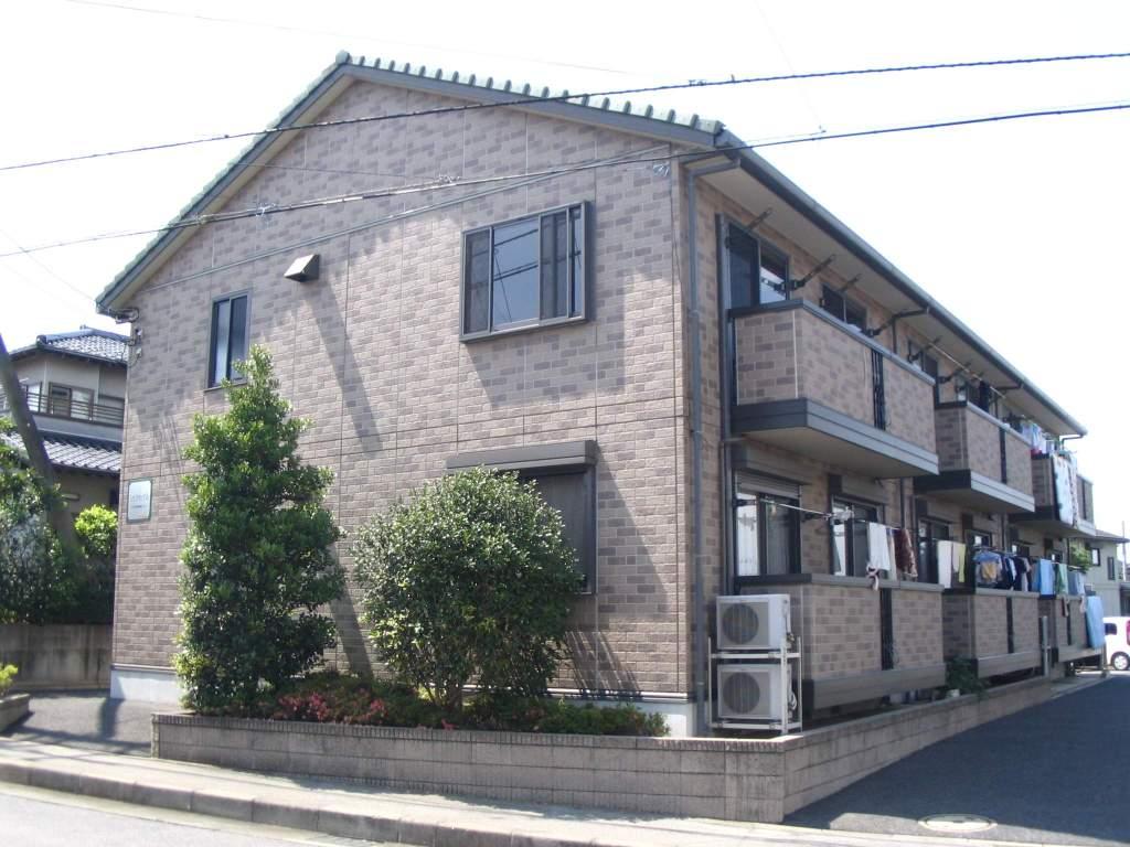 千葉県八千代市、八千代台駅徒歩18分の築14年 2階建の賃貸アパート