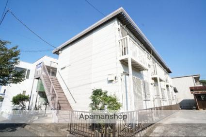 千葉県船橋市、習志野駅徒歩17分の築28年 2階建の賃貸アパート