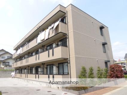 千葉県八千代市、八千代台駅徒歩13分の築16年 3階建の賃貸アパート