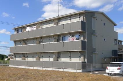 千葉県八千代市、北習志野駅徒歩45分の築3年 3階建の賃貸アパート