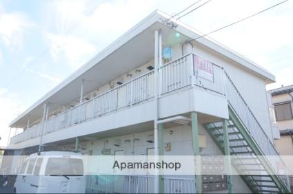 千葉県八千代市、八千代台駅徒歩27分の築26年 2階建の賃貸マンション