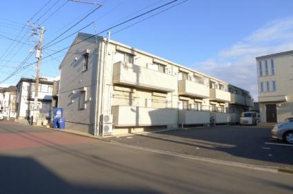 千葉県船橋市、北習志野駅徒歩21分の築7年 2階建の賃貸アパート