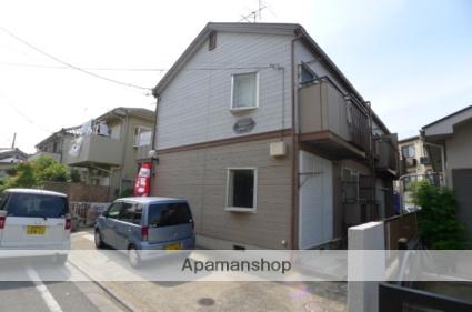 千葉県船橋市、高根木戸駅徒歩13分の築27年 2階建の賃貸アパート