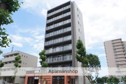 千葉県八千代市、八千代中央駅徒歩4分の築11年 9階建の賃貸マンション