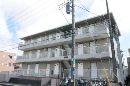 千葉県八千代市、八千代中央駅徒歩5分の築24年 3階建の賃貸アパート