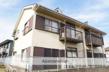 千葉県八千代市、八千代中央駅徒歩10分の築23年 2階建の賃貸アパート