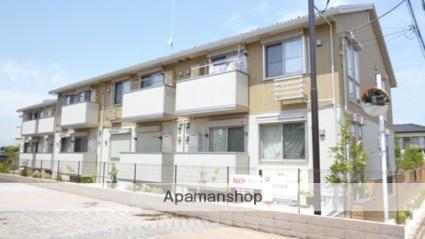 千葉県八千代市、京成大和田駅徒歩17分の築2年 2階建の賃貸アパート
