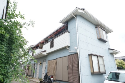 千葉県八千代市、八千代台駅徒歩29分の築22年 2階建の賃貸テラスハウス