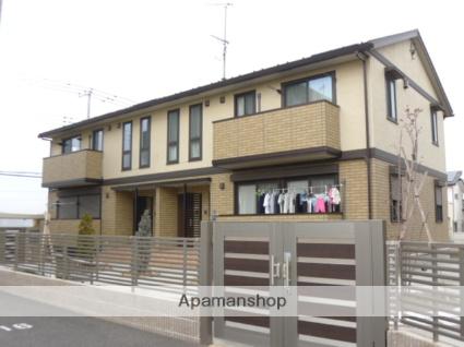 千葉県八千代市、船橋日大前駅徒歩28分の築6年 2階建の賃貸アパート