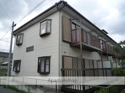 千葉県八千代市、勝田台駅徒歩5分の築24年 2階建の賃貸アパート