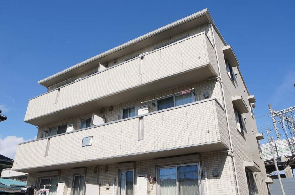 千葉県八千代市、村上駅徒歩5分の築4年 3階建の賃貸マンション