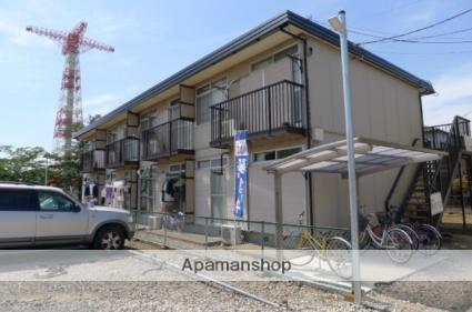 千葉県船橋市、津田沼駅バスバス17分バス停下車後徒歩5分の築30年 2階建の賃貸アパート