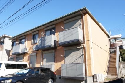 千葉県八千代市、勝田台駅徒歩18分の築9年 2階建の賃貸アパート