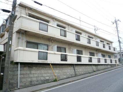 千葉県八千代市、勝田台駅徒歩11分の築28年 2階建の賃貸マンション