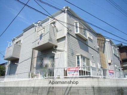 千葉県船橋市、前原駅徒歩12分の築28年 2階建の賃貸アパート