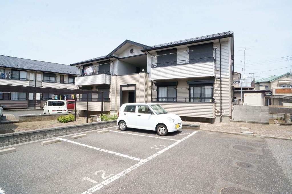 千葉県船橋市、高根公団駅徒歩18分の築21年 2階建の賃貸アパート