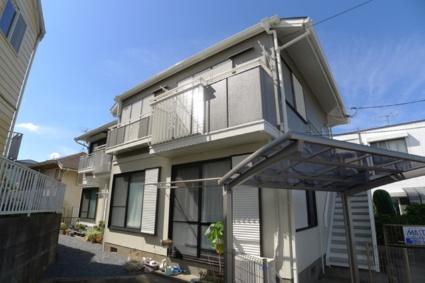 千葉県八千代市、勝田台駅徒歩8分の築24年 2階建の賃貸アパート