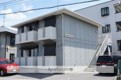 千葉県八千代市、八千代台駅徒歩7分の築19年 2階建の賃貸アパート