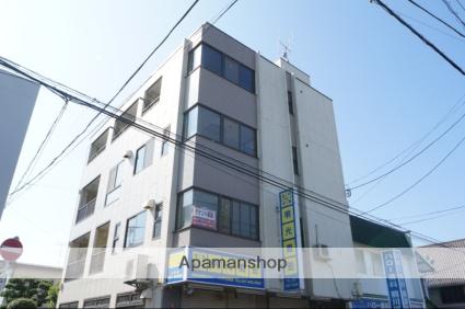 千葉県八千代市、八千代台駅徒歩3分の築30年 4階建の賃貸マンション