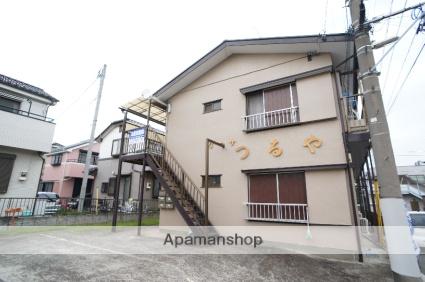 千葉県船橋市、習志野駅徒歩12分の築38年 2階建の賃貸アパート