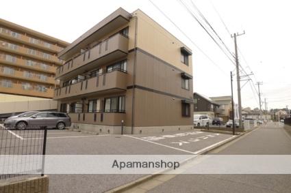 千葉県八千代市、勝田台駅徒歩13分の築18年 3階建の賃貸アパート