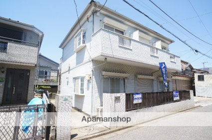 千葉県船橋市、高根木戸駅徒歩25分の築26年 2階建の賃貸アパート