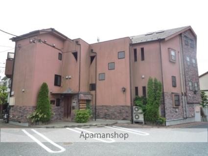 千葉県八千代市、東葉勝田台駅徒歩3分の築16年 2階建の賃貸アパート