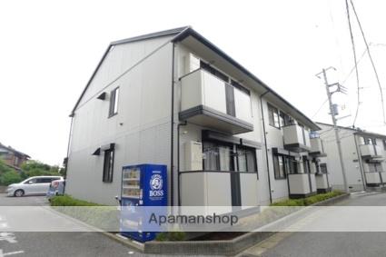 千葉県八千代市、京成大和田駅徒歩12分の築17年 2階建の賃貸アパート