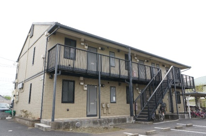 千葉県八千代市、勝田台駅徒歩12分の築17年 2階建の賃貸アパート