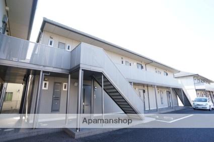 千葉県八千代市、京成大和田駅徒歩18分の築11年 2階建の賃貸アパート