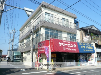 千葉県船橋市、習志野駅徒歩2分の築40年 3階建の賃貸マンション