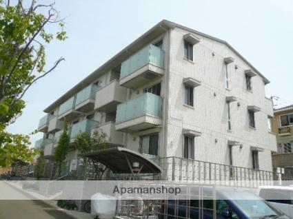 千葉県船橋市、船橋日大前駅徒歩11分の築8年 3階建の賃貸アパート
