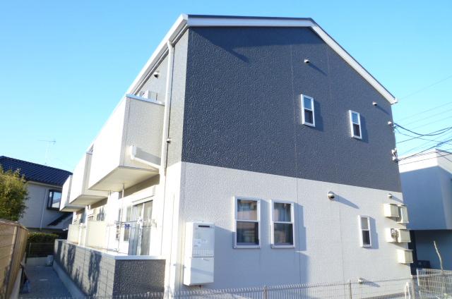 千葉県船橋市、津田沼駅徒歩30分の築8年 2階建の賃貸アパート