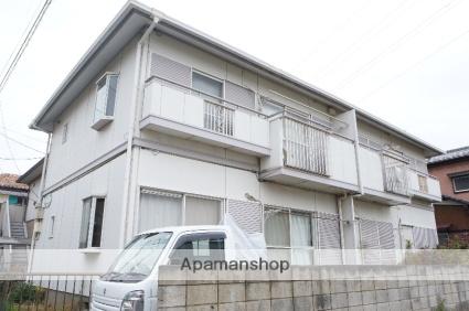 千葉県八千代市、八千代台駅徒歩12分の築27年 2階建の賃貸アパート