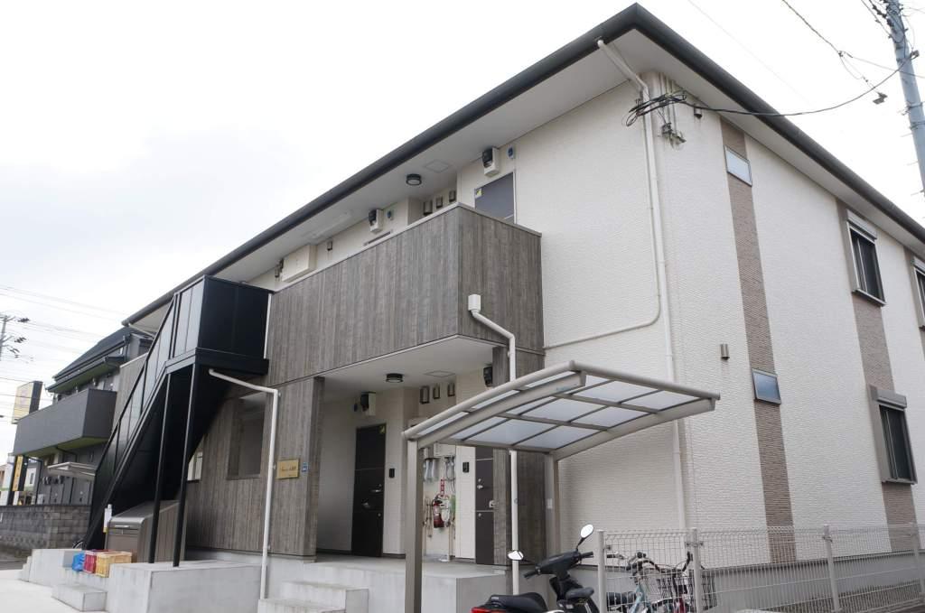 千葉県八千代市、八千代台駅徒歩16分の築1年 2階建の賃貸アパート
