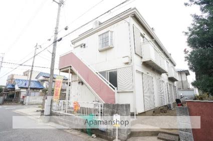 千葉県八千代市、八千代台駅徒歩7分の築28年 2階建の賃貸アパート