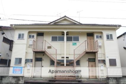 千葉県八千代市、勝田台駅徒歩11分の築27年 2階建の賃貸アパート