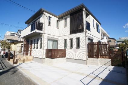 千葉県船橋市、高根木戸駅徒歩2分の築1年 2階建の賃貸アパート