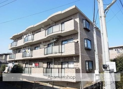 千葉県八千代市、勝田台駅徒歩10分の築19年 3階建の賃貸マンション