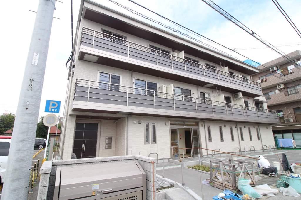 千葉県船橋市、三咲駅徒歩15分の新築 3階建の賃貸マンション