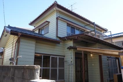 千葉県八千代市、八千代中央駅徒歩23分の築40年 2階建の賃貸一戸建て