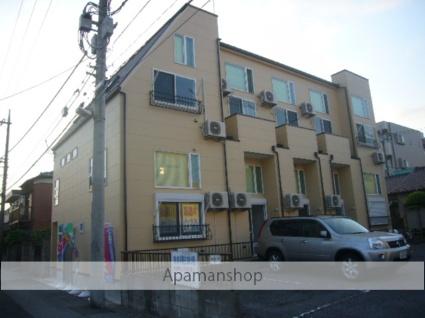 千葉県八千代市、勝田台駅徒歩3分の築6年 2階建の賃貸アパート