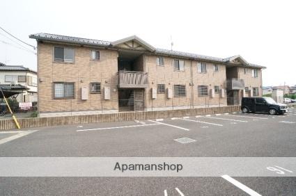 千葉県船橋市、高根公団駅徒歩18分の築7年 2階建の賃貸アパート